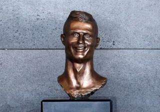 Escultor do busto de Cristiano Ronaldo explica como o fez