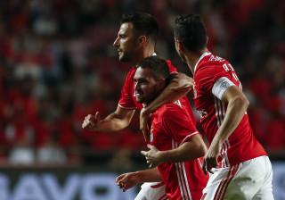 Benfica anuncia casa cheia na receção ao Estoril
