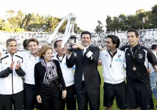 Sabe o que é feito da equipa vimaranense que venceu o Benfica no Jamor?