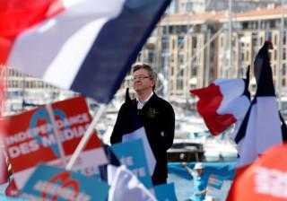 Mélenchon não vai revelar em quem vota na segunda volta