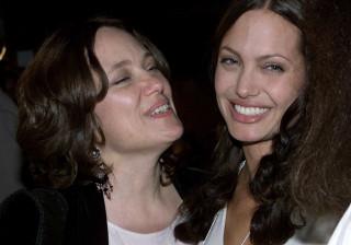 Angelina Jolie sobre a mãe: