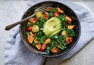 Cinco regras para conseguir fazer a salada perfeita