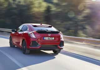 Chegou o novo Honda Civic a Portugal e já tem preços