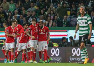 Benfica invencível nos jogos com Sporting e FC Porto