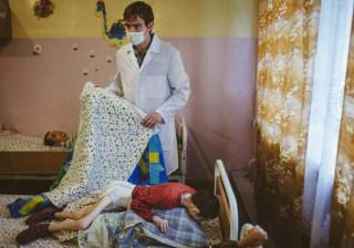 Quase cem crianças encontradas a morrer à fome em orfanato bielorrusso