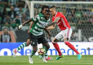 Sporting já definiu preço mínimo para vender William Carvalho