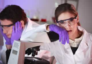 Esta ciência não é para mulheres?