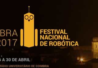 Festival de Robótica em Coimbra destaca vertente competitiva