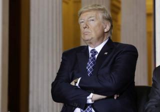 Trump tweetou finalmente sobre ataque xenófobo em Portland