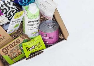 Vegan Vibe. Uma caixa surpresa que vai despertar o seu lado mais saudável