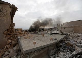 Pelos menos 14 mortos em ataque do Estado Islâmico na Síria