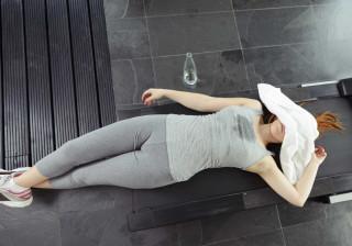 Com sono e sem vontade de ir ao ginásio? Isso não voltará a acontecer