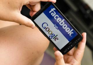 Google e Facebook 'atacadas' perdem 100 milhões de dólares
