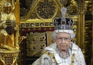 Pela primeira vez desde 1974, rainha não vai usar este objeto