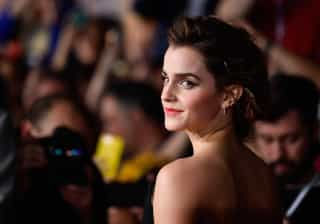 Gaffe: Emma Watson confunde apresentadores de televisão