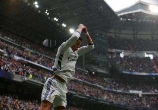 CR7 já é o melhor goleador da história das principais Ligas europeias