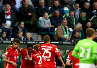 Bayern Munique goleia Wolfsburg e sagra-se pentacampeão alemão