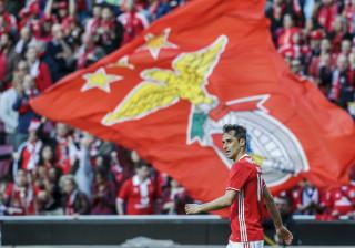 Benfica-Estoril: Onze contra onze e no fim Jonas resolveu