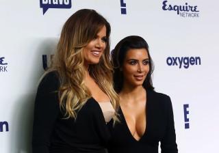 Kim implorou a Khloé que fosse a sua barriga de aluguer