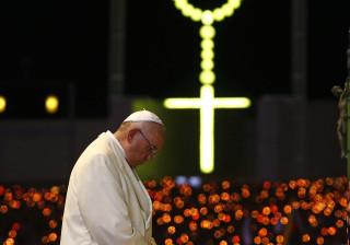 Visita de Francisco a Fátima gerou 21.733 notícias em todo o mundo