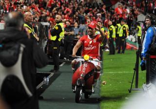 Vespa do Benfica pode passar a existir oficialmente