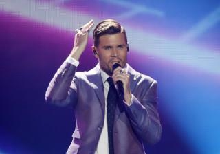 Concorrente sueco na Eurovisão critica Salvador Sobral