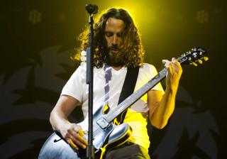 Chris Cornell estava