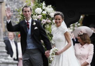Curiosidades que não sabia sobre o casamento de Pippa Middleton