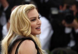 Filhas de Madonna já vestem camisolas do Benfica. Veja a foto