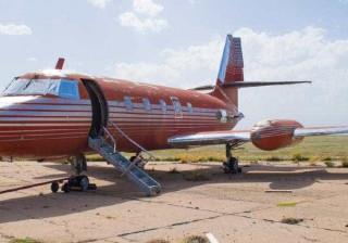 Avião de Elvis em leilão 30 anos depois. Pode chegar aos 3 milhões