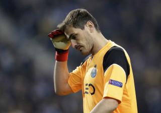 Casillas não renovou e pode estar a caminho de Inglaterra