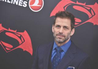 Zack Snyder abandona filme após suicídio da filha