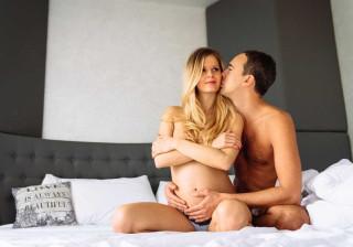 Sexo durante a gravidez? Sim e por todos estes motivos
