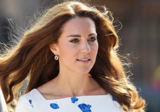Entre no armário da Princesa Kate