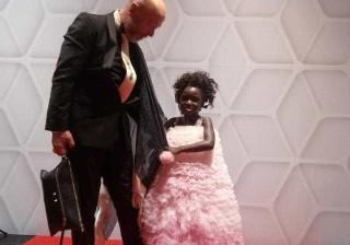 Orgulhoso, Eduardo Beauté concretizou o 'sonho' da filha
