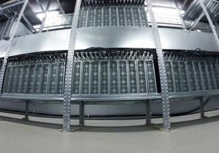 Veja o interior da fábrica responsável pelo dinheiro digital Bitcoin