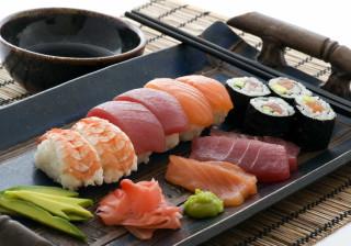 Como comer sushi sem medo de ser infestado por parasitas