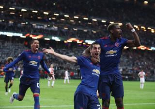 Manchester United de Mourinho derrota Ajax e vence Liga Europa