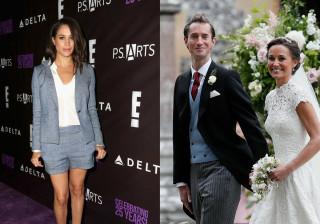 Namorada de Harry não foi ao casamento de Pippa: