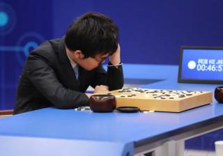 Robot da Google derrota campeão chinês de Go... pela segunda vez