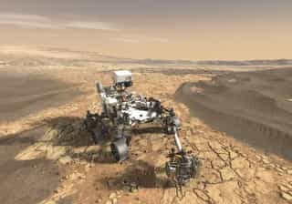 Artista mostra como será passeio de rover em Marte