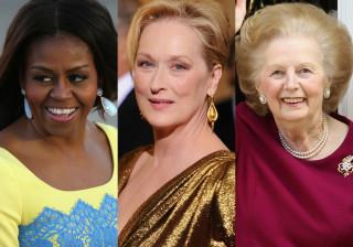 Relembre algumas das mulheres mais influentes de sempre