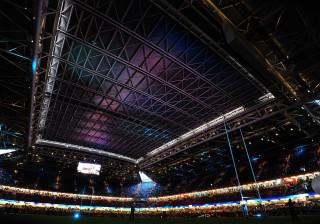 Liga dos Campeões: Tecto fechado na final de Cardiff