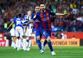 Barcelona conquista Taça do Rei frente ao Alavés à boleia de Messi
