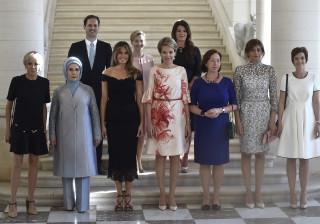 Casa Branca criticada ao omitir marido de primeiro-ministro do Luxemburgo