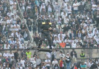 Taça de Portugal corre mundo... por causa da hoverboard
