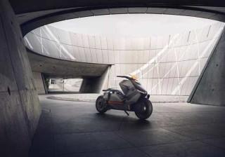 A nova mota da BMW é futurista… mas pode nem ter de esperar muito