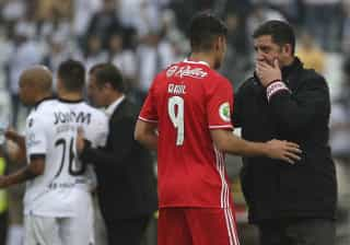 """""""Festejos do Jiménez? Como treinador não gostei muito"""""""