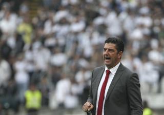 """""""No Benfica, o balão rebenta com muita facilidade"""""""
