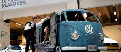 Volkswagen quer vender um milhão de elétricos por ano a partir de 2025